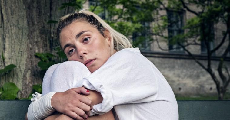Victoria Carmen Sonne: »Det lukkede afsnit er virkelig et voldsomt sted«