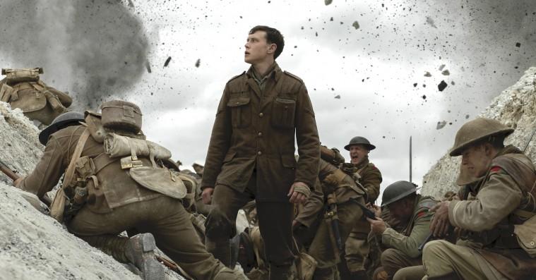 '1917': Overrumplende krigsfilm er en imponerende teknisk bedrift