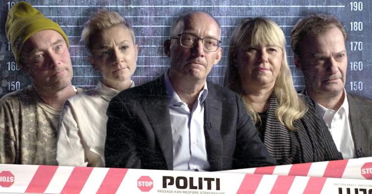 'Mord på DR2': Adventskalender med kendte værter i mordkikkerten er en stilsikker true crime-spoof