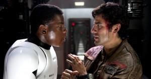 Finn og Poe Dameron bliver ikke kærester i 'The Rise of Skywalker' – til Oscar Isaacs ærgrelse