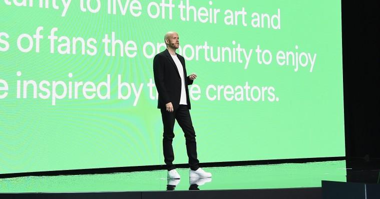 Historien om Spotify bliver til ny serie hos Netflix
