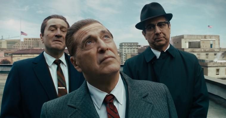 Er Netflix-filmen 'The Irishman' det bedste forsvar for biografoplevelsen længe?