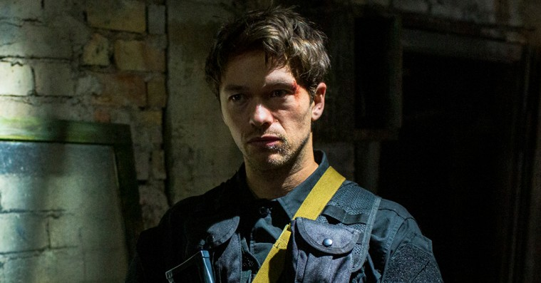 'Hamilton': Kompetent spændingsserie med Jakob Oftebro føles lidt for velkendt