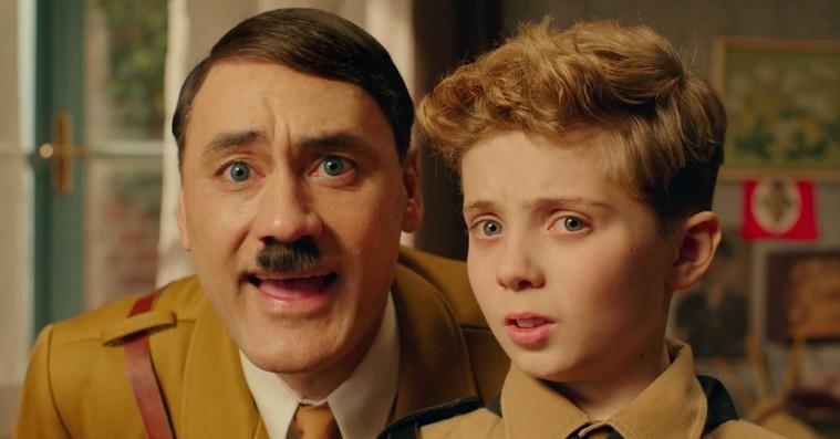 'Jojo Rabbit': Oscar-nomineret nazisatire er overraskende rørende