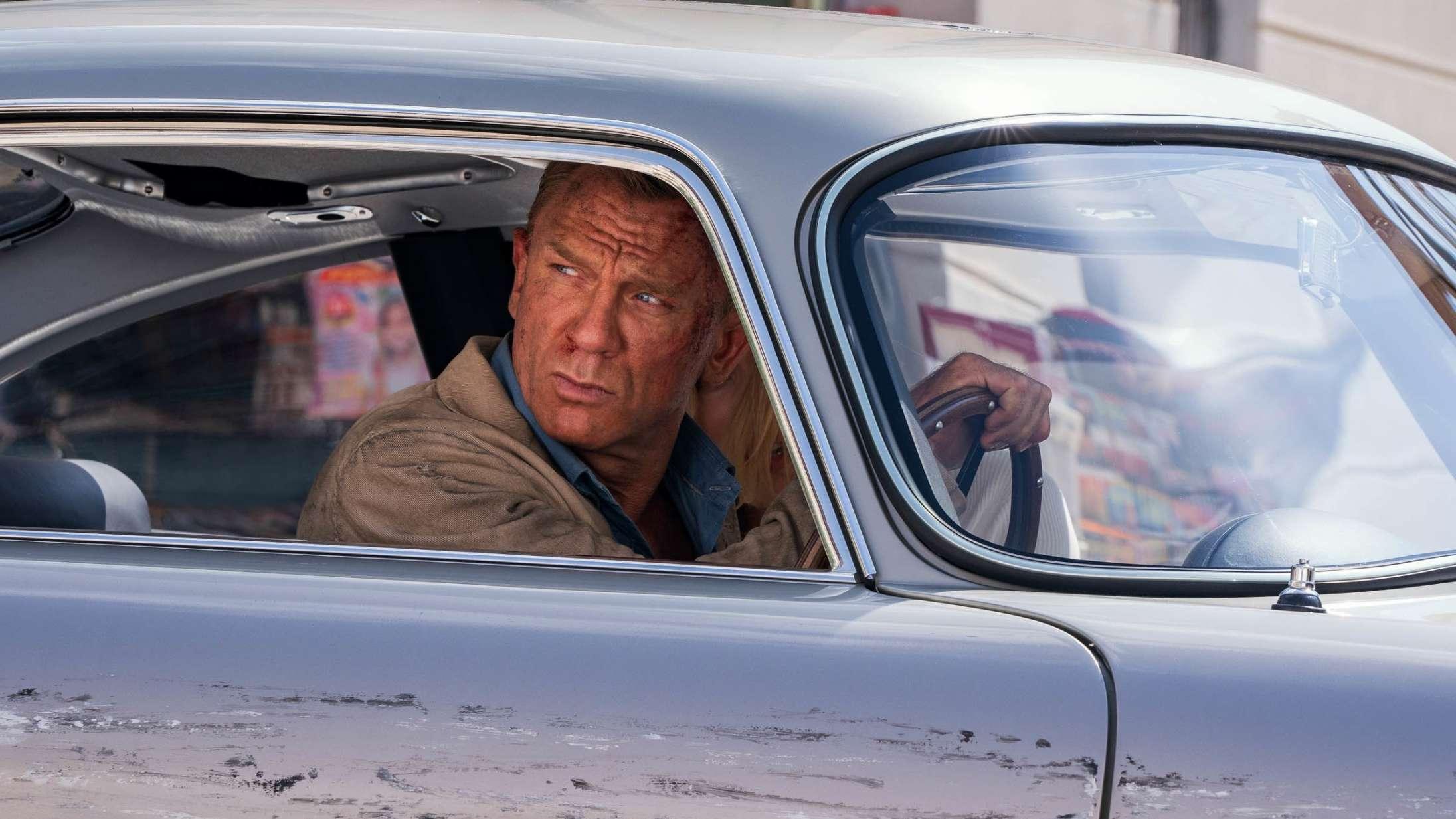 Det er sikkert og vist: Bond lander i biografen om 20 dage
