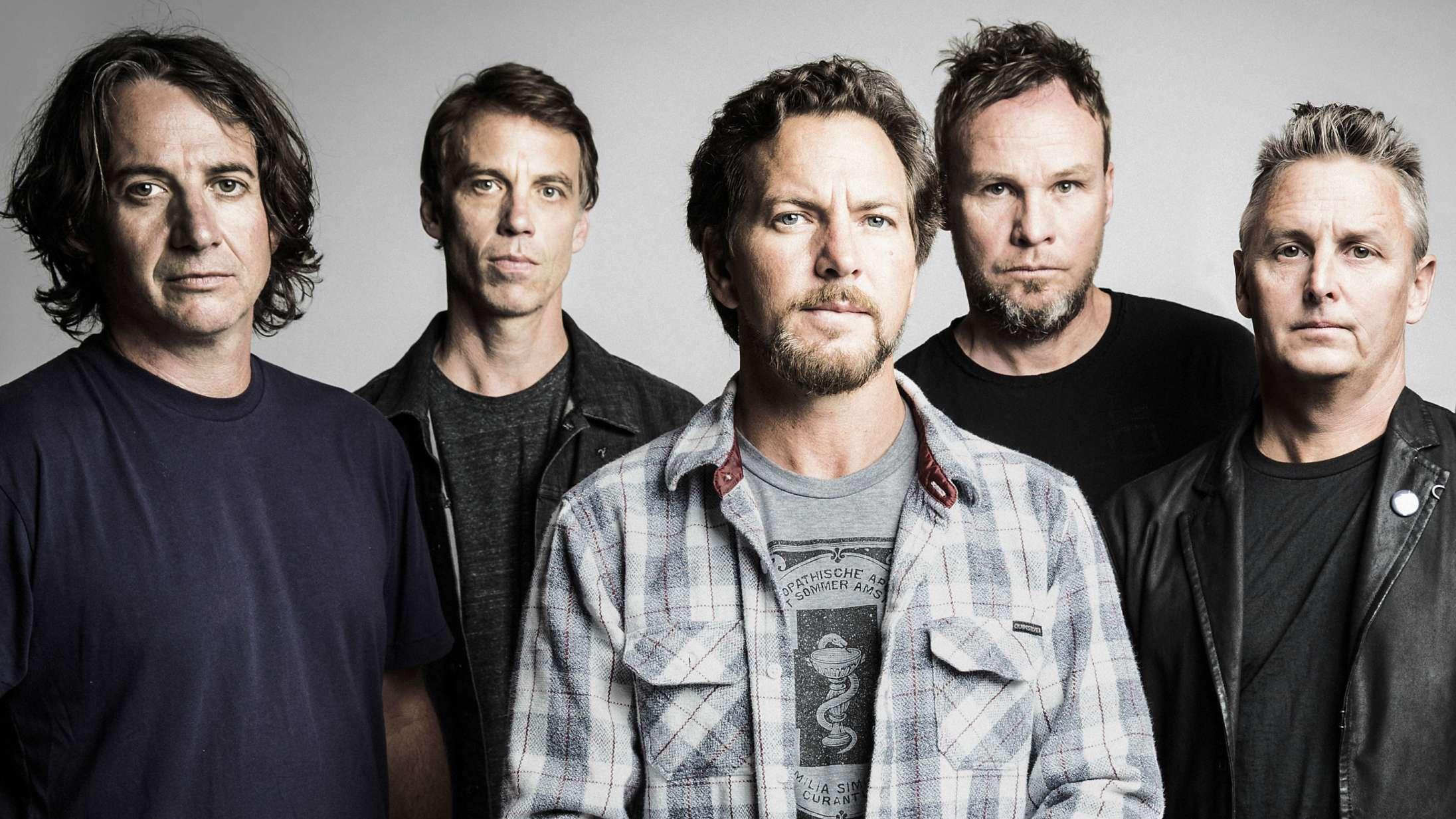 Pearl Jam deler udtalelse 20 år efter tragedien på Roskilde Festival
