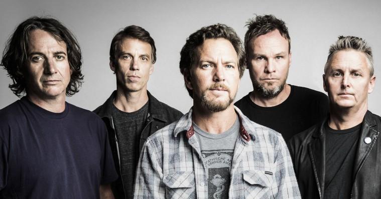 Pearl Jam kommer til Danmark