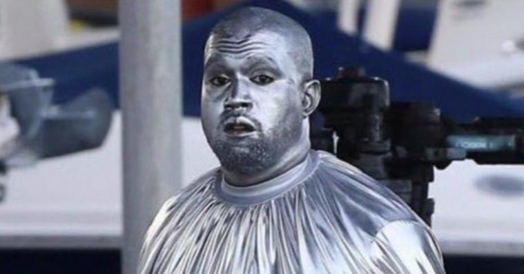 Let the memes begin: Kanye West gav den som sølvmand til opera-premiere