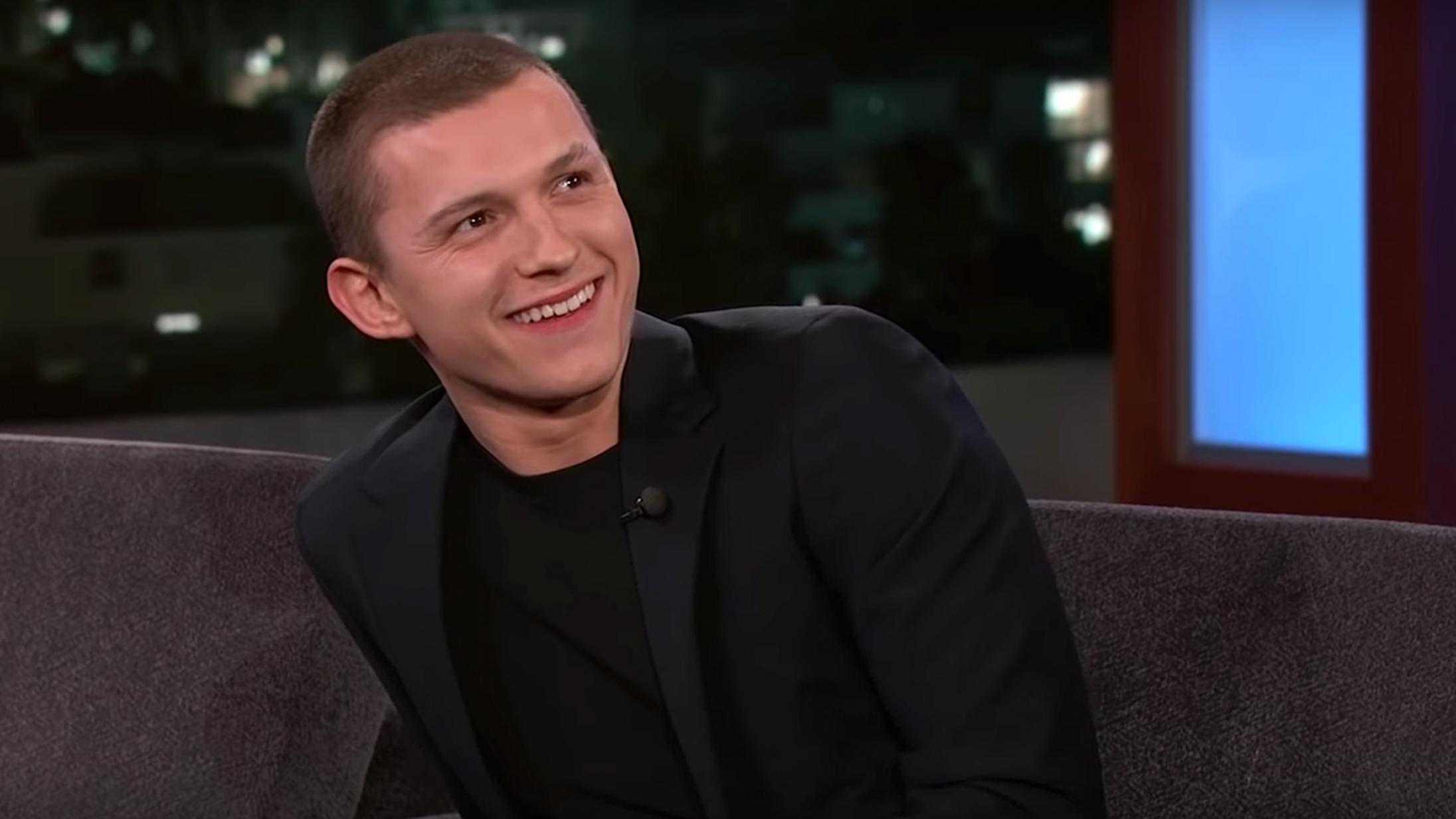 Tom Holland kiksede sin Star Wars-audition på grund af grineflip