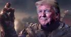 Donald Trump leger Thanos i 'Avengers: Endgame'-inspireret kampagnevideo, og det er virkelig underligt