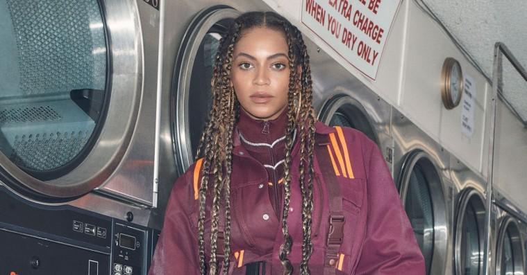 Beyoncé teaser det første Ivy Park x Adidas-samarbejde – lander i januar