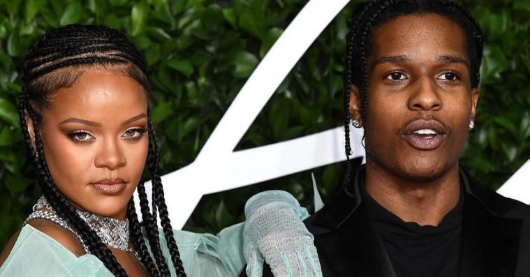 Rihanna vandt til Fashion Awards – både pris og på den røde løber