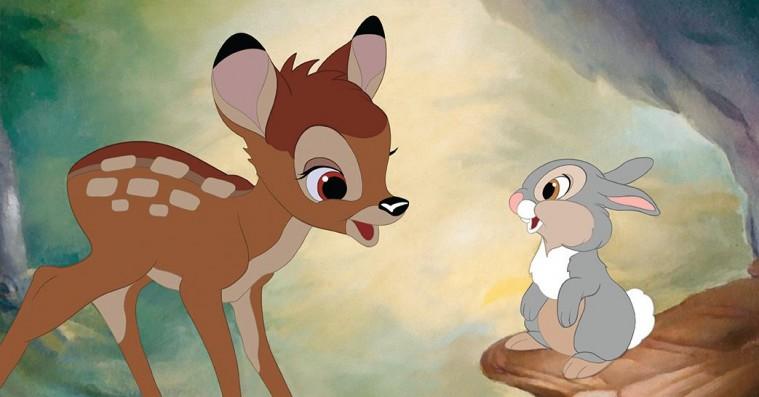 Disney laver 'Bambi'-remake efter 'Løvernes konge'-skabelonen