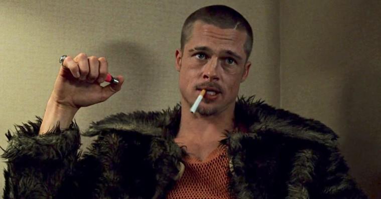 Brad Pitt og Edward Norton var pilskæve under 'Fight Club's katastrofale premiere: »Det virkede som en god idé«