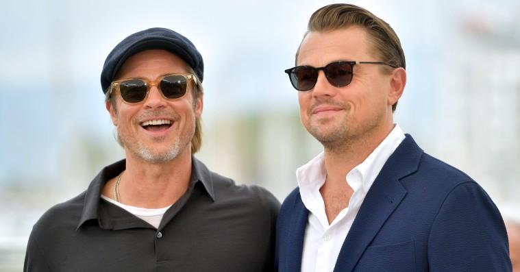 Leonardo DiCaprio har et meget nuttet kælenavn til Brad Pitt