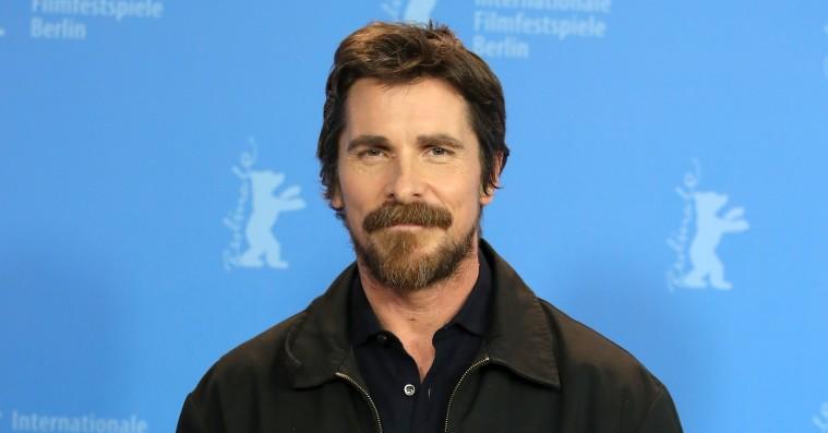 Christian Bale genforenes med instruktøren, der hjalp ham til en Oscar