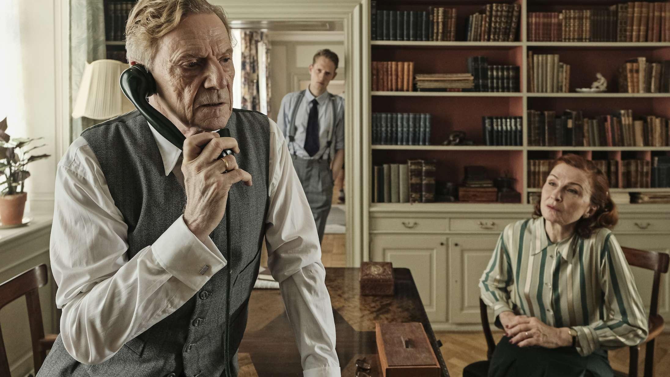 Publikumshittet 'De forbandede år' får en efterfølger