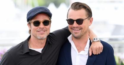 Efter en time i selskab med Leo DiCaprio og Brad Pitt er jeg overbevist: Sikke nogle fyre!