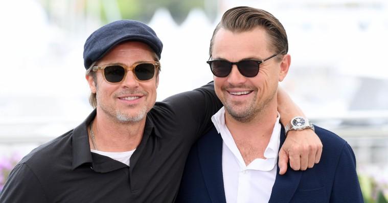 Efter en time i selskab med Leonardo DiCaprio og Brad Pitt er jeg overbevist: Sikke nogle fyre!