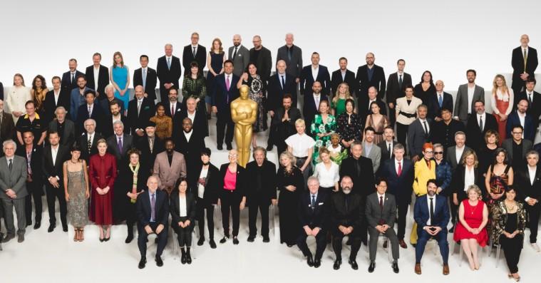 Spot Tarantino, DiCaprio, Zellweger og Pitt på årets store Oscar-klassebillede