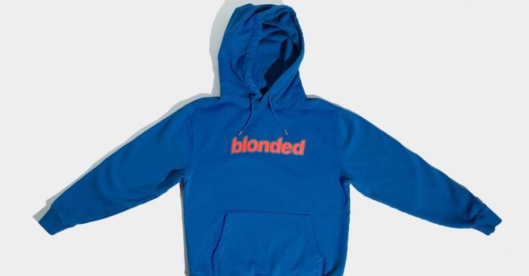Frank Ocean slipper ny 'Blonded'-merchandise