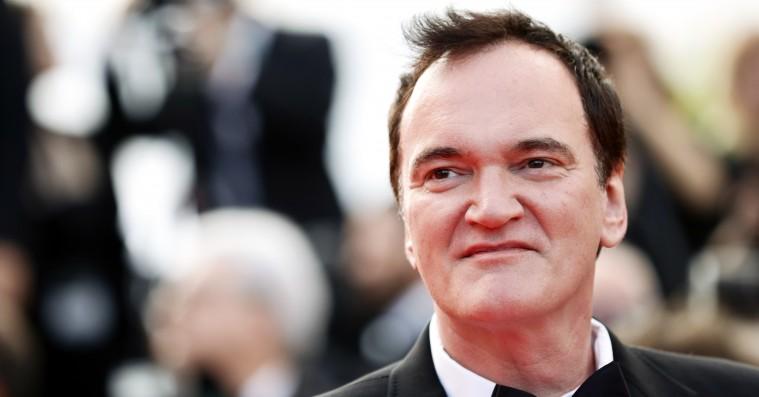 Quentin Tarantino afblæser 'Star Trek'-film mere eller mindre endegyldigt