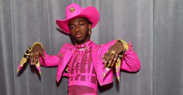 Hvem var den vildeste cowboy til nattens Grammy Awards? Diplo prøvede, men Lil Nas X satte trumf på