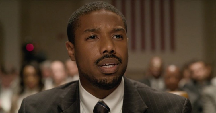'Just Mercy': Dødsstrafdrama med Michael B. Jordan og Jamie Foxx drukner i svulstig idealisme