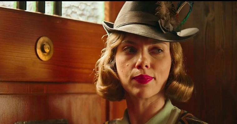 Er det en fordel for Scarlett Johanssons Oscar-chancer, at hun er nomineret for to roller?