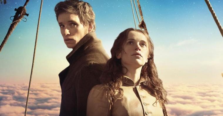 'The Aeronauts': Felicity Jones og Eddie Redmayne gnistrer i nervepirrende ballonfilm