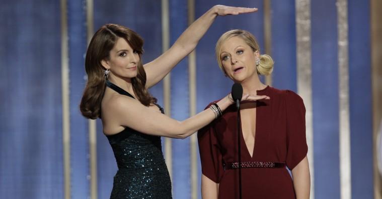 Golden Globe-annoncering af Tina Fey og Amy Poehler ligner en ydmygelse af Oscar