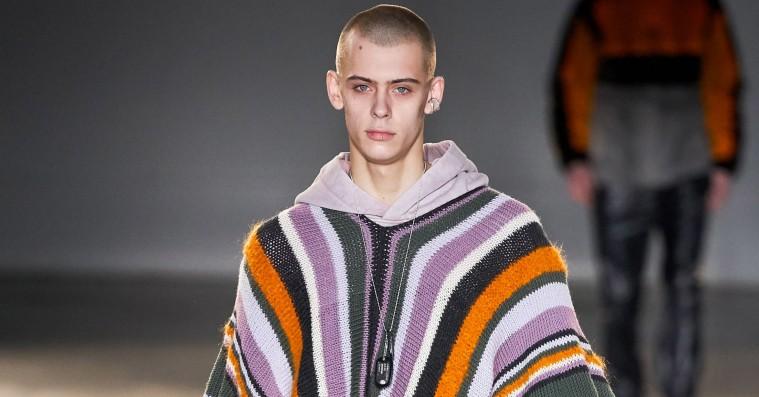 Astrid Andersen vendte tilbage til London Fashion Week– med psykedelisk inspiration og Hummel-samarbejde