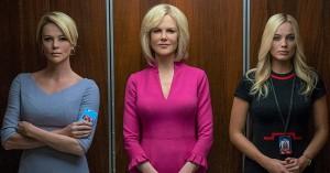 'Bombshell': Stjernebesat metoo-drama er flashy – men heldigvis uden Margot Robbie i boblebad