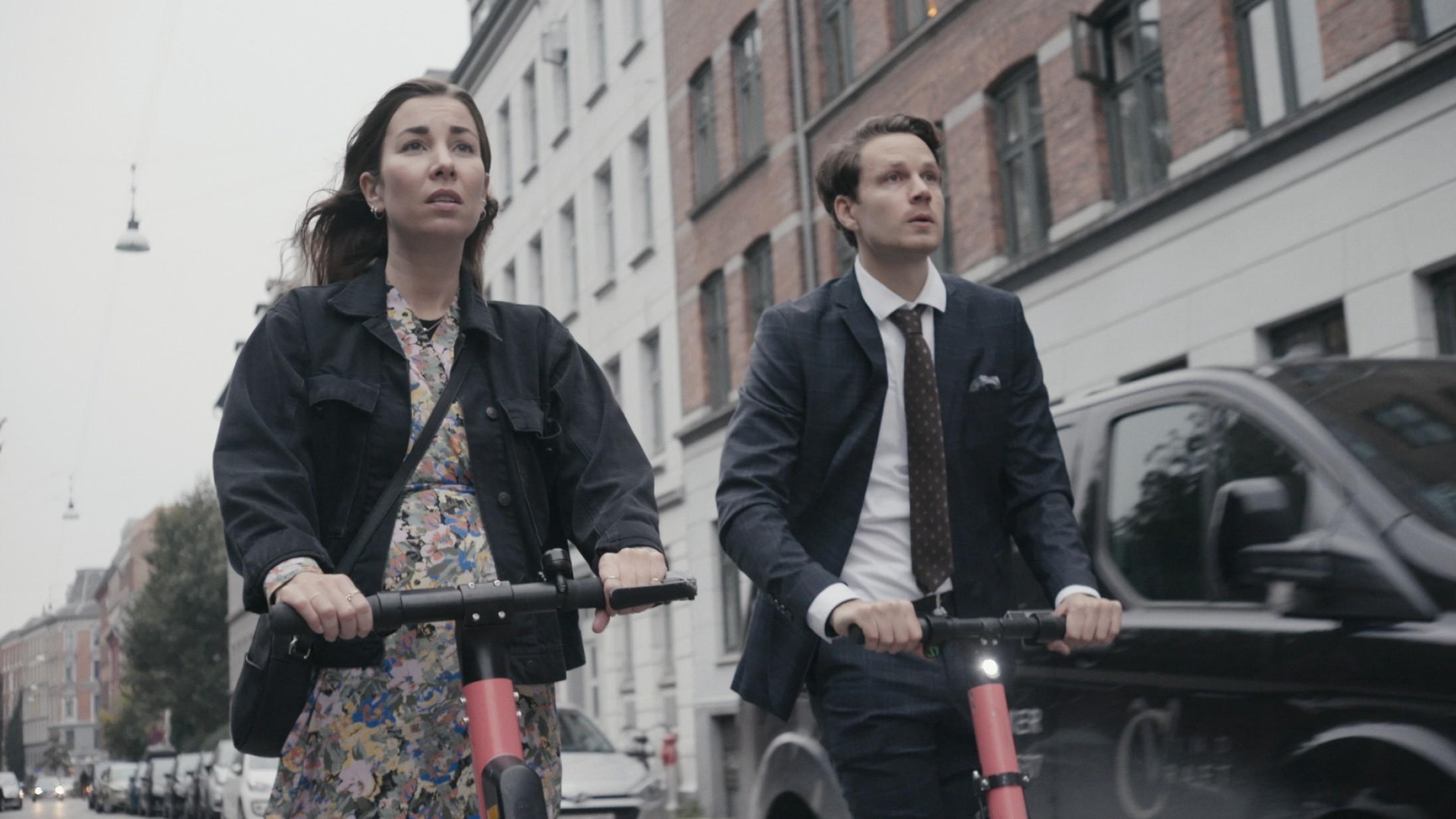 Jesper & Julie på vej med '33'