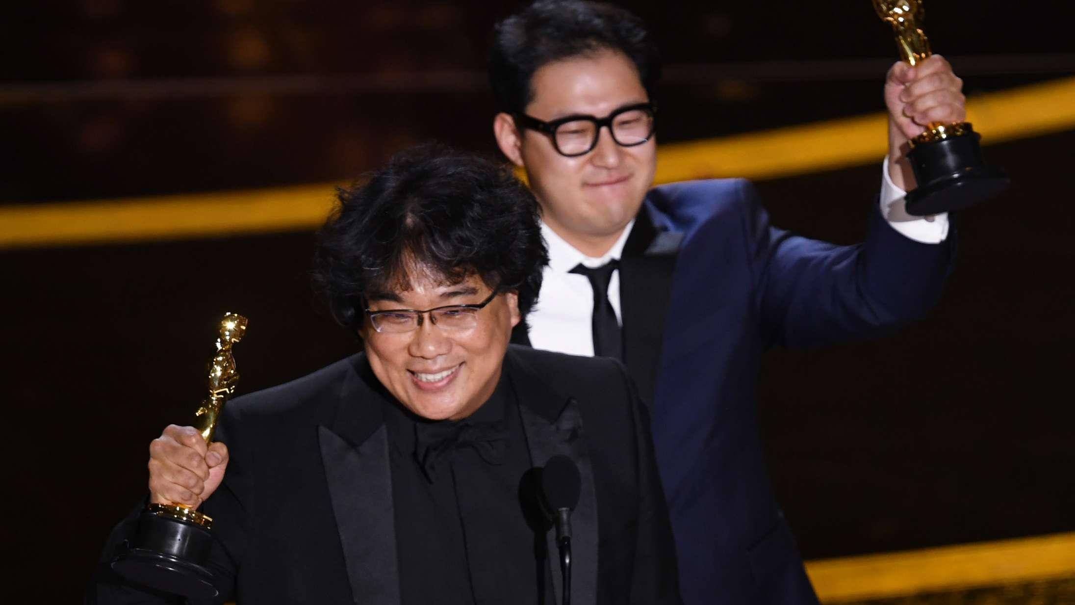 'Parasite' vinder sensationelt Oscar for bedste film – se hele listen