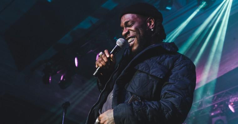 Burna Boy bragte Afrika til Tap1 med potent og politisk fest