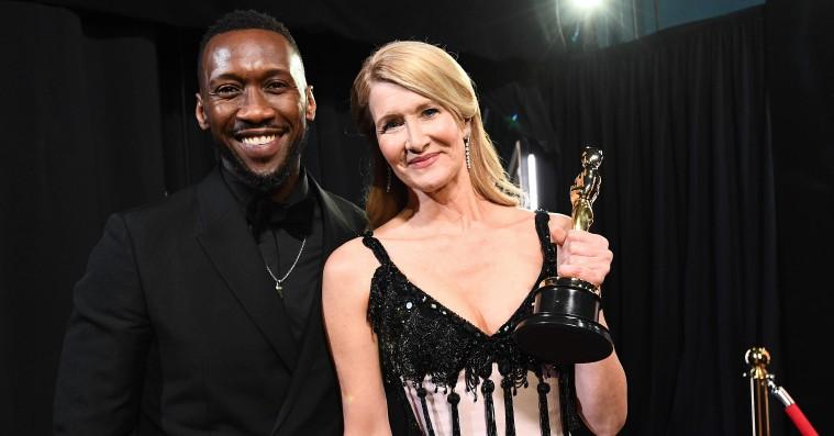 Her er højdepunkterne fra nattens Oscar-show – fra Fight Club med Gal Gadot og Brie Larson til Taika Waititis tabte mor