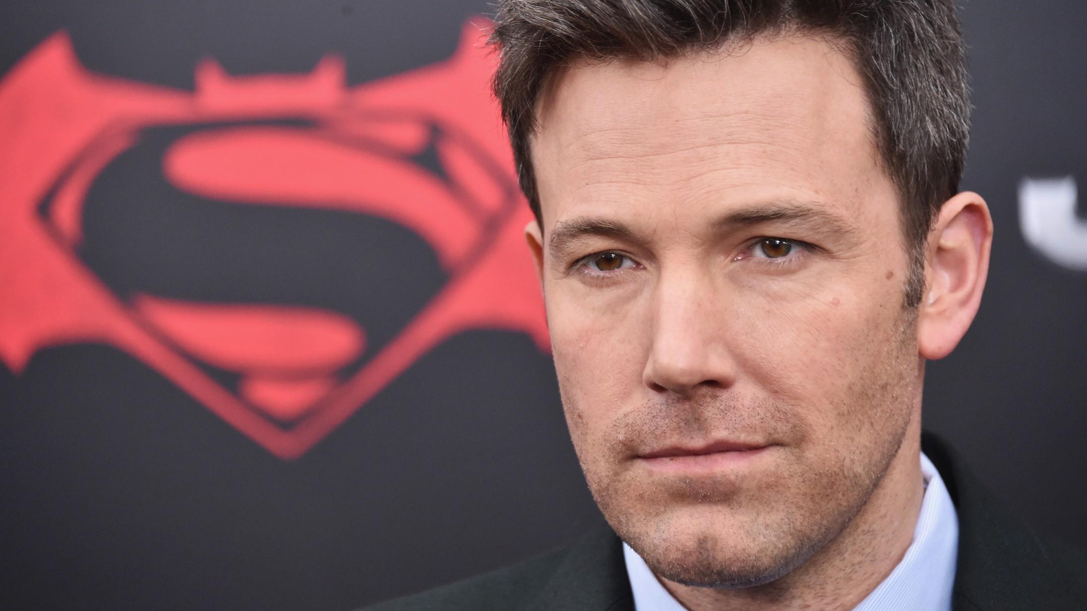 Ben Affleck droppede Batman-film af frygt for at dø af alkoholmisbrug