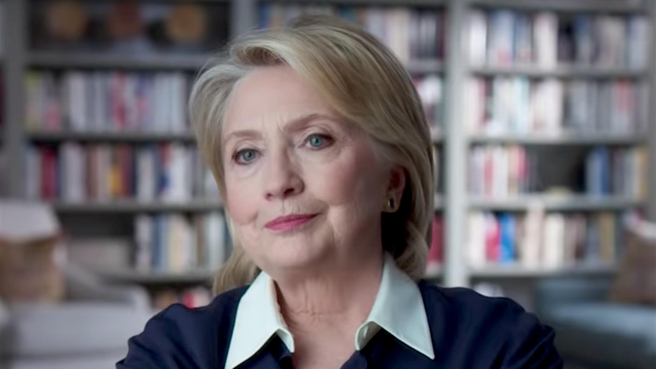 Monumental dokumentarserie skildrer Hillary Clinton som en feministisk tragedie