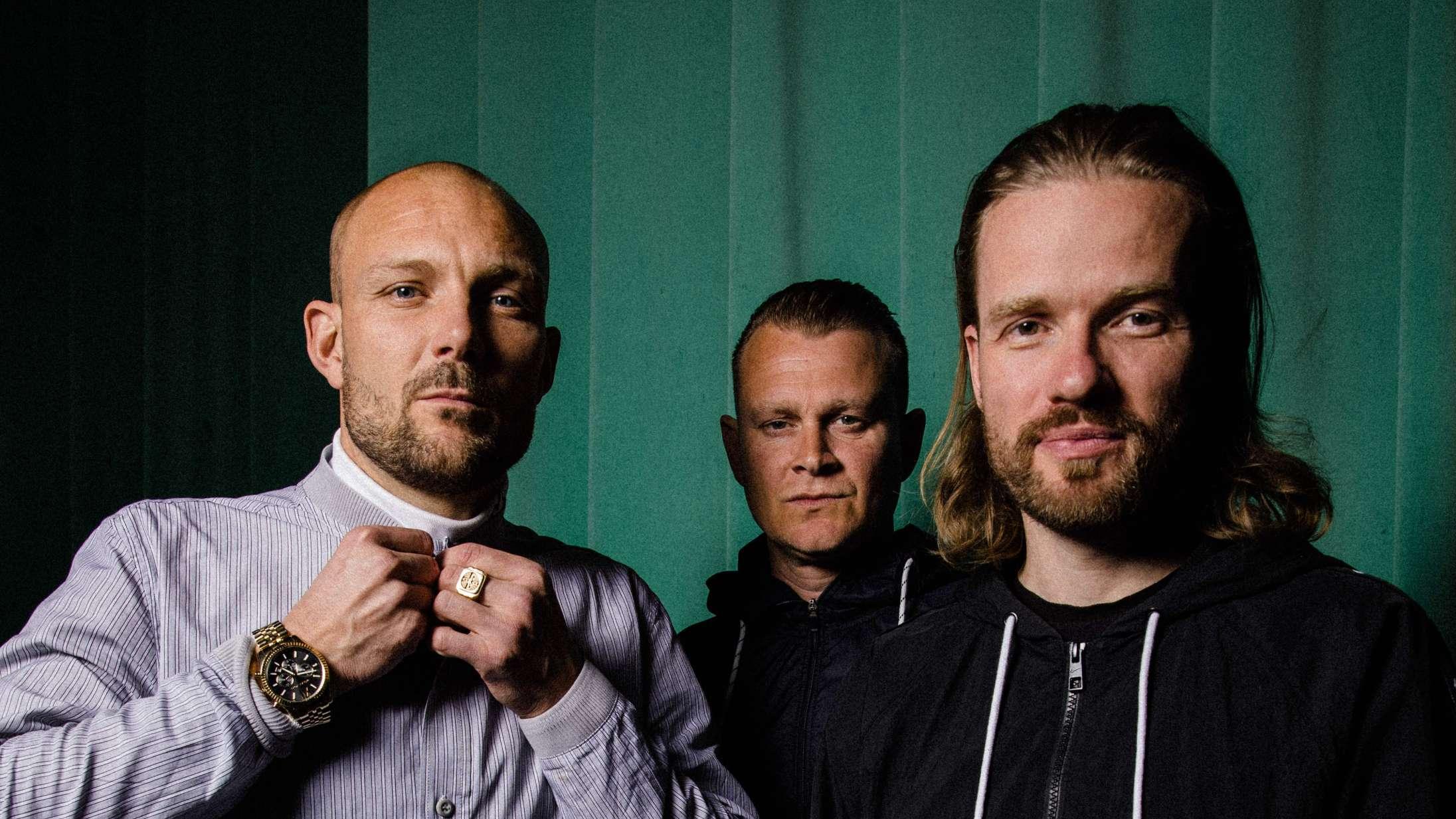 Kom til digital 'Roskilde-koncert' med Suspekt i aften