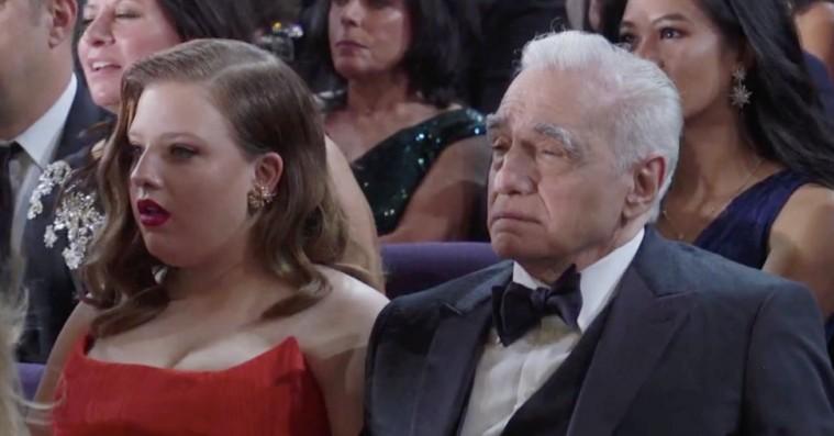 Publikums reaktioner på Eminems Oscar-optræden er ægte meme-guld