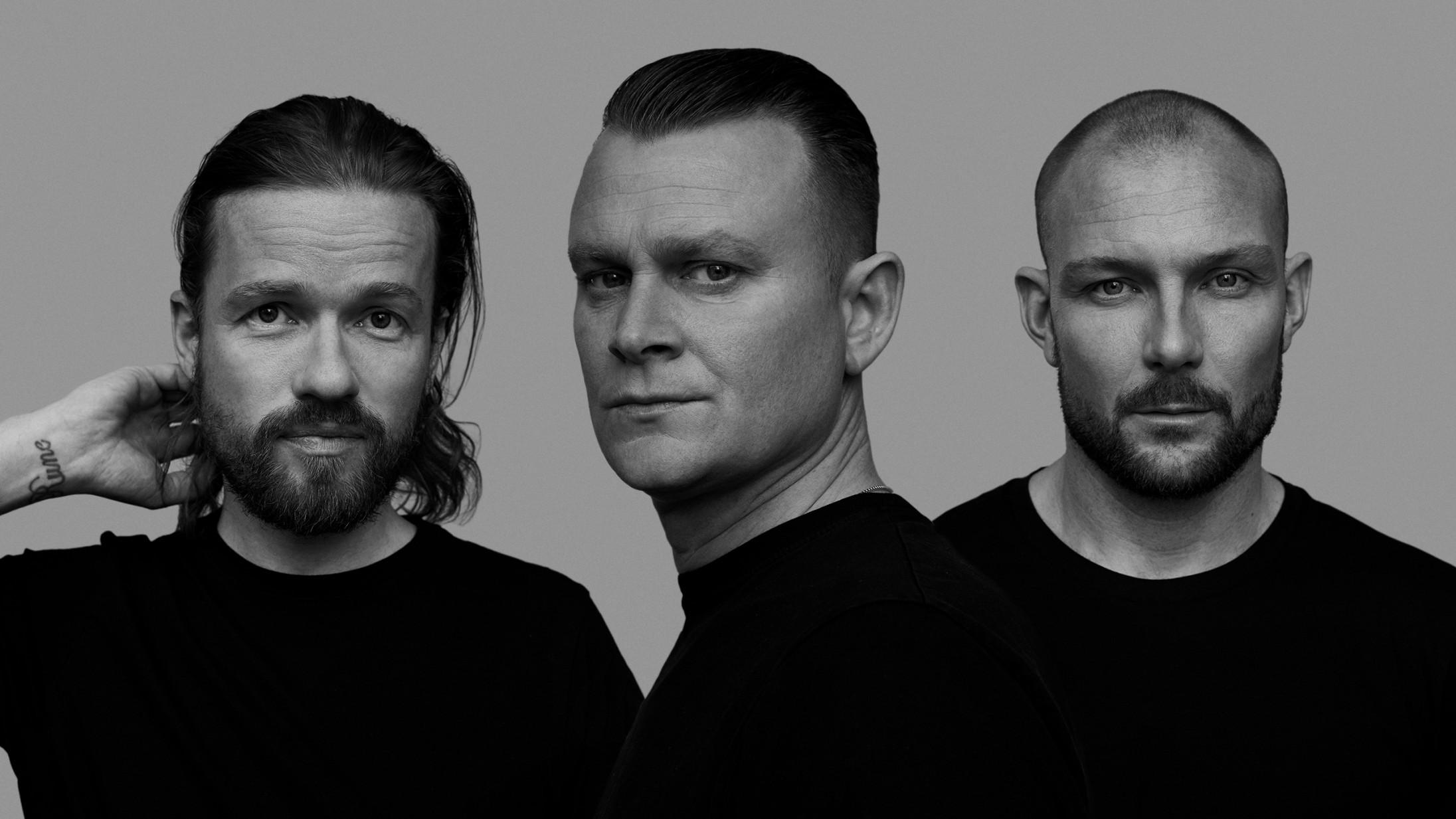 Nyt Suspekt-album ude på fredag – trioen afslører også arenaturné og dokumentar