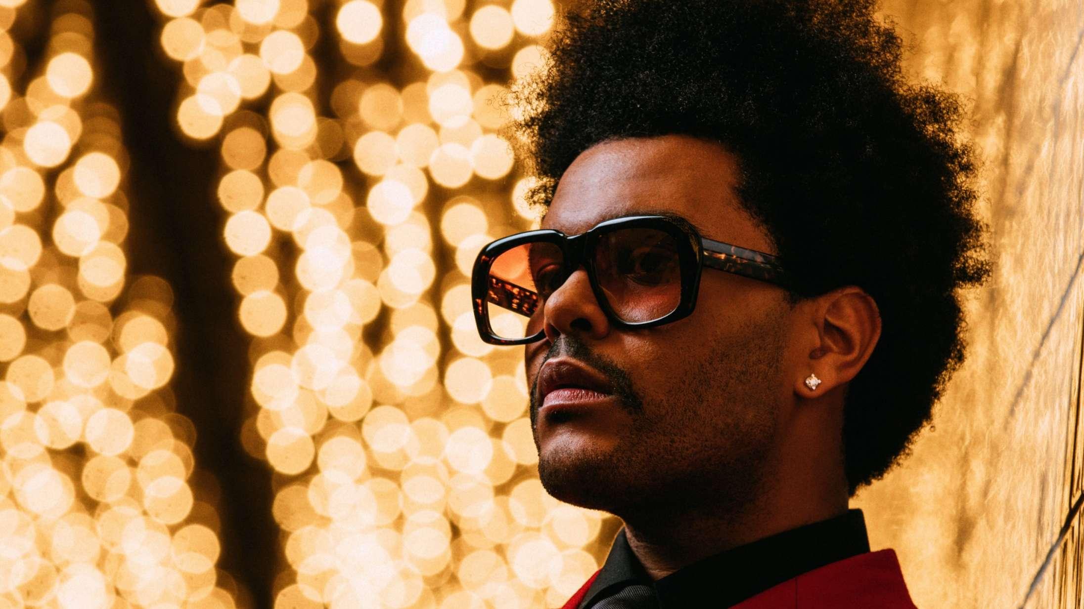 The Weeknd har et pænt mærkeligt kælenavn