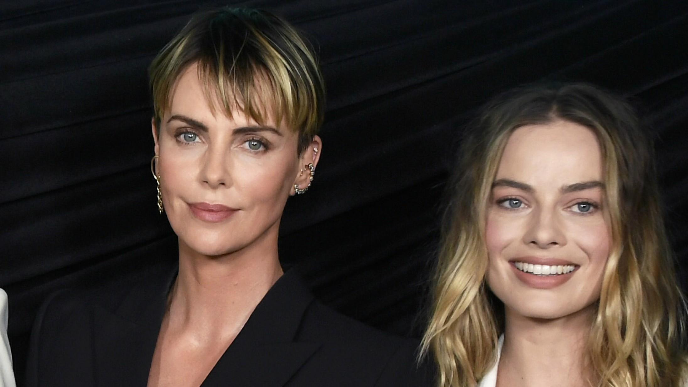 Hvad Charlize Theron og Margot Robbie lærte om seksuelle overgreb gennem 'Bombshell'