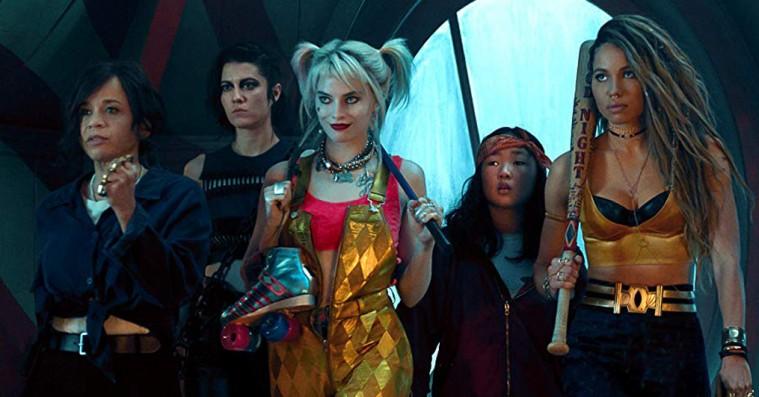 'Birds of Prey': Stakkels Margot Robbie!