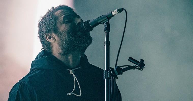 Veloplagte Liam Gallagher skabte euforisk feststemning i Forum med overlegen hitparade