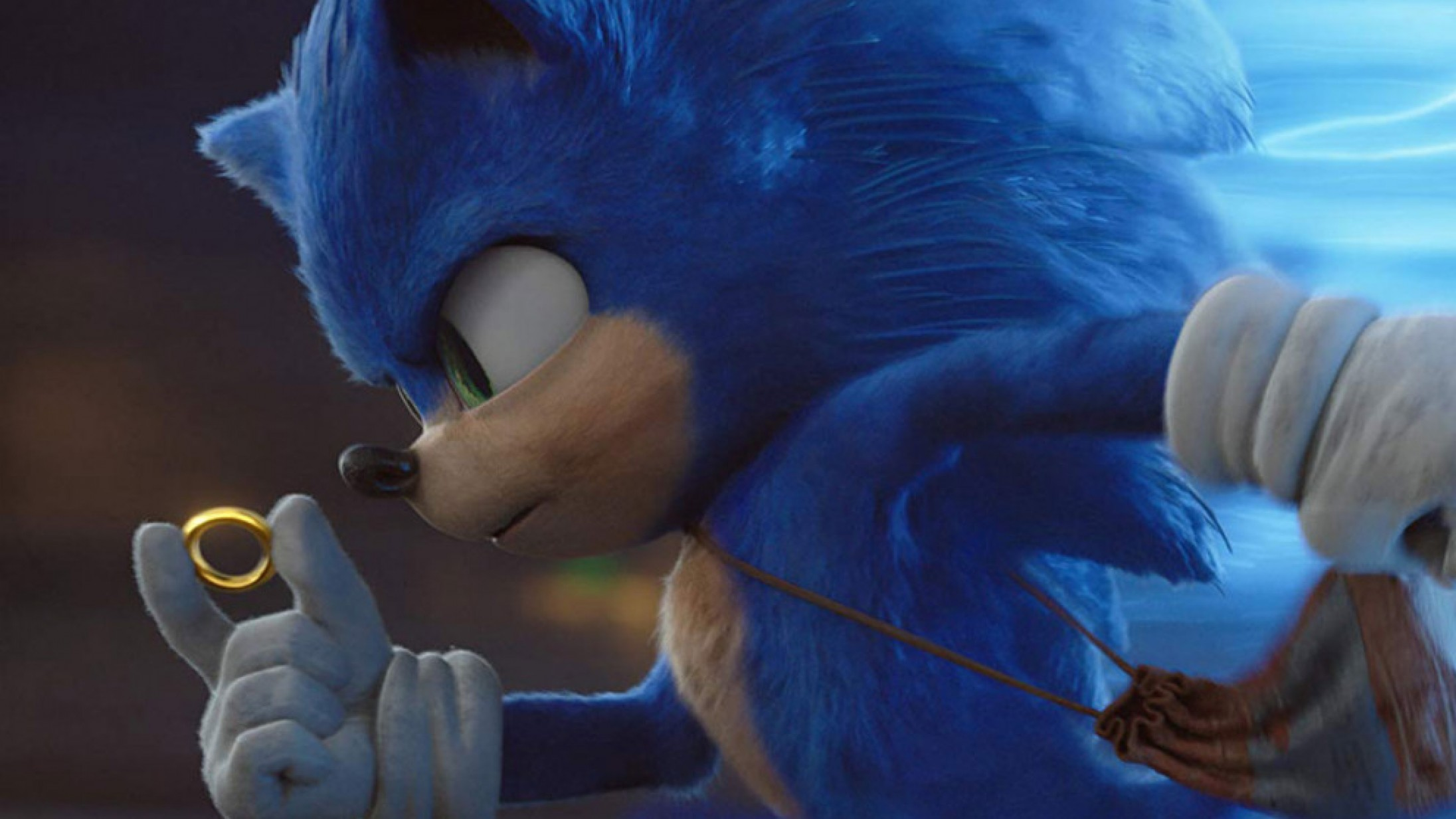 'Sonic the Hedgehog': Jim Carrey forcerer kropskomik ind i Razzie-værdig film