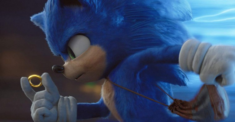 'Sonic the Hedgehog': Jim Carrey forcerer kropskomik ind i Razzie-værdig film