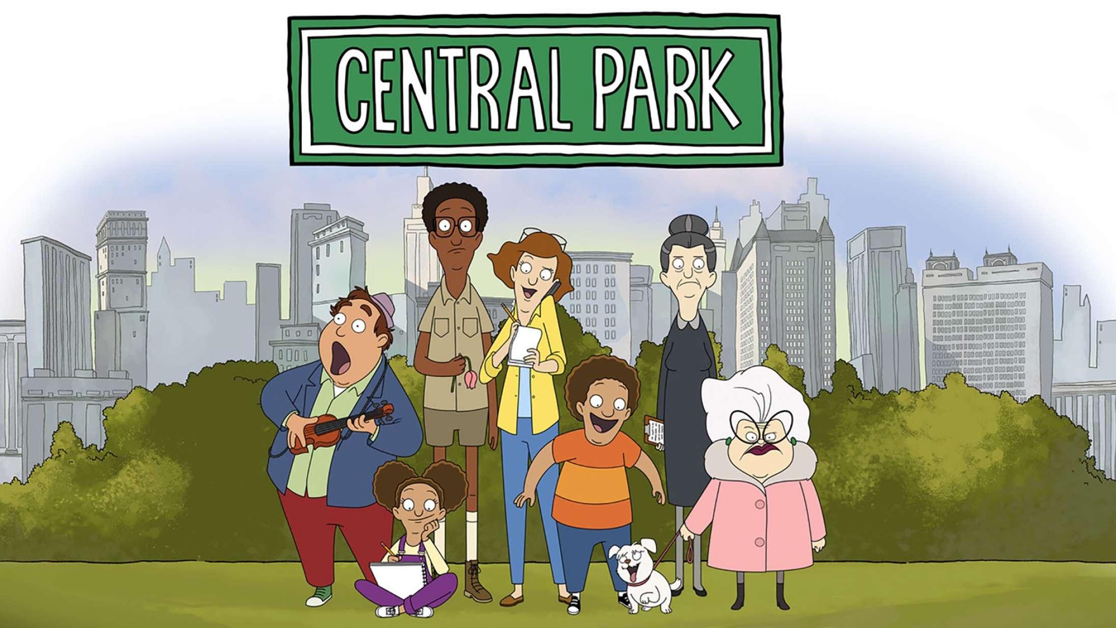 'Central Park' sæson 1: Ny animationsserie fra 'Bob's Burger'-skaber drukner i musicalindslag