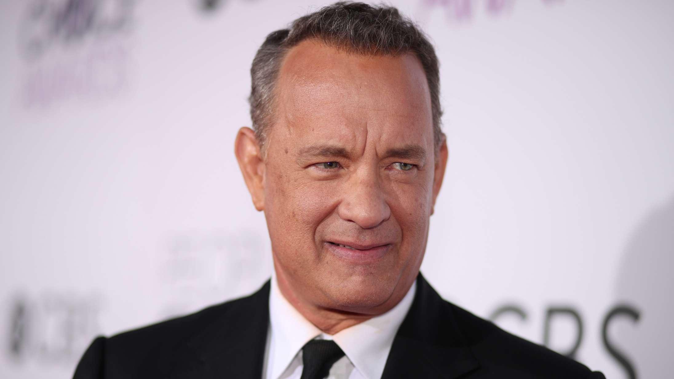 Tak for samfundssindet, Tom Hanks